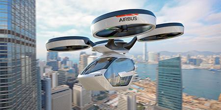 Flying Drone Car