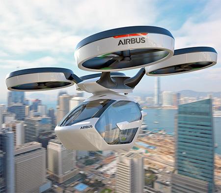 Airbus Italdesign Car
