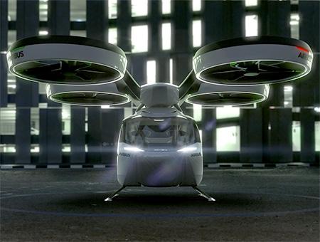 Airbus Car