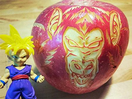 Gaku Food Carving