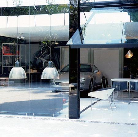 Maserati Garage