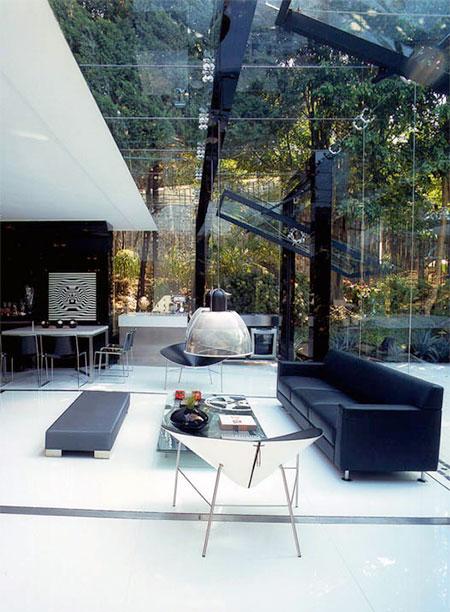 Brunete Fraccaroli Glass Garage