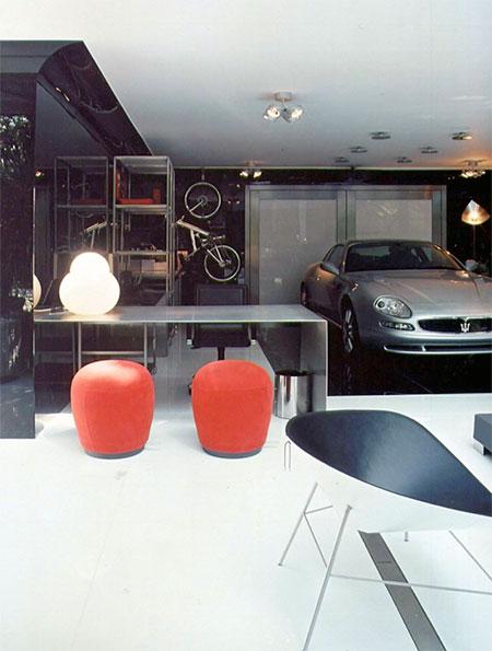 Brunete Fraccaroli Transparent Garage