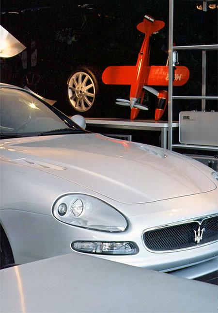 Brunete Fraccaroli Garage