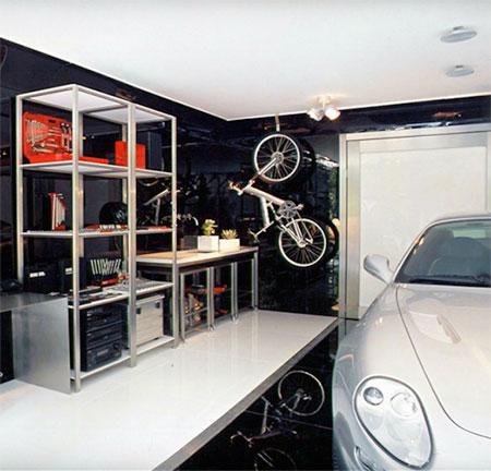 Maserati Garage in Brazil