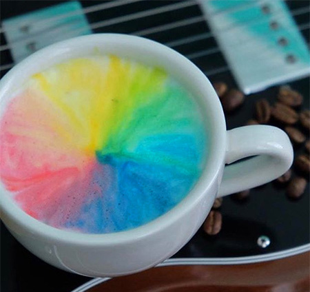 Michael Breach Latte Art