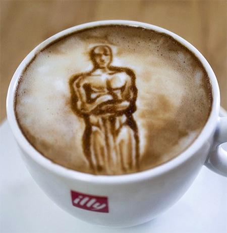 Baristart Latte Coffee Art