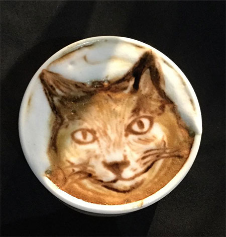 Instagram Latte Coffee Art
