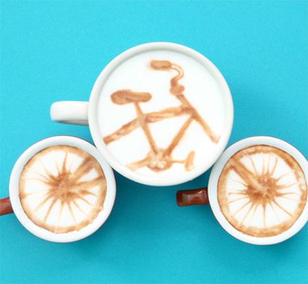 Instagram Latte Art