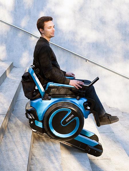 SCEWO Stair Climbing Wheelchair