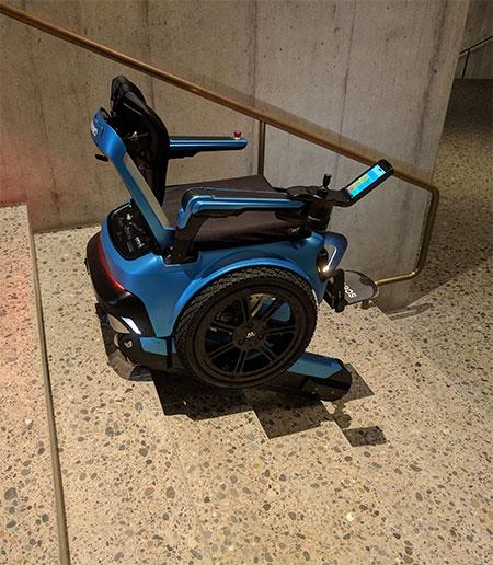 Stair Wheelchair