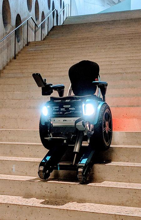 Stairs Wheelchair