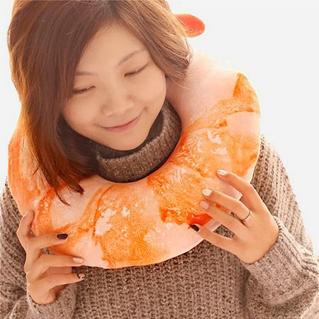 Shrimp Pillow
