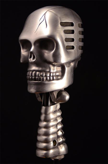 Von Erickson Laboratories Skull Microphone