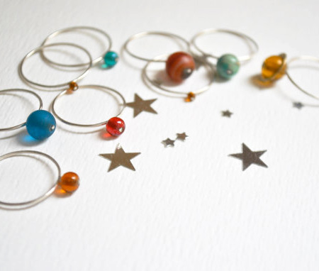 Planets Rings