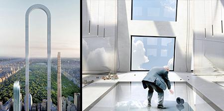 Worlds Longest Skyscraper