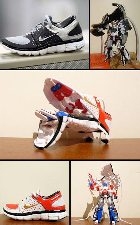 Shoe Transformers
