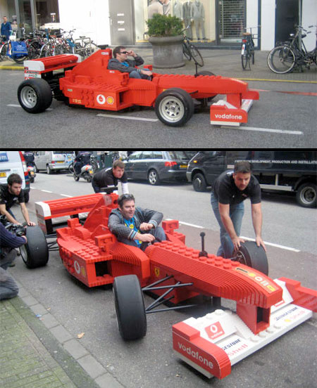 LEGO Car for Adults