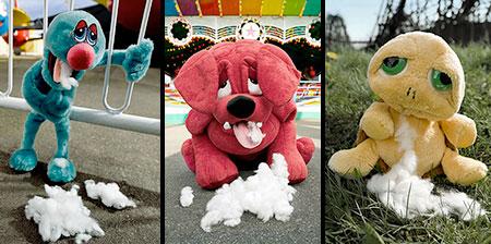 Hungover Stuffed Animals