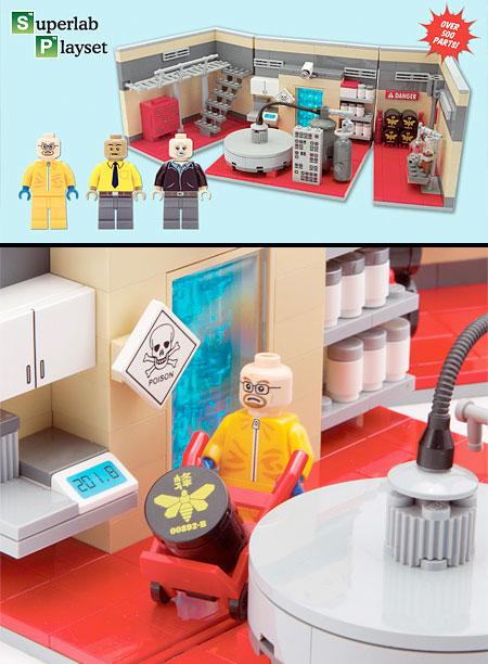 LEGO Breaking Bad