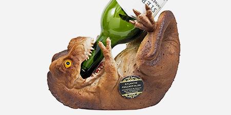 Dinosaur Wine Bottle Holder