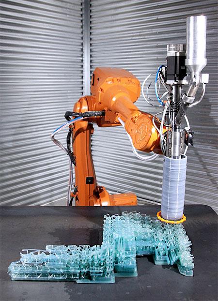 Gilles Retsin 3D Printed Chair