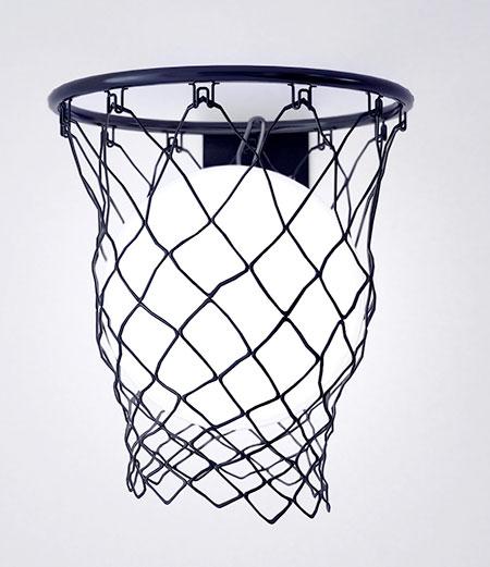Basketball Net Lamp