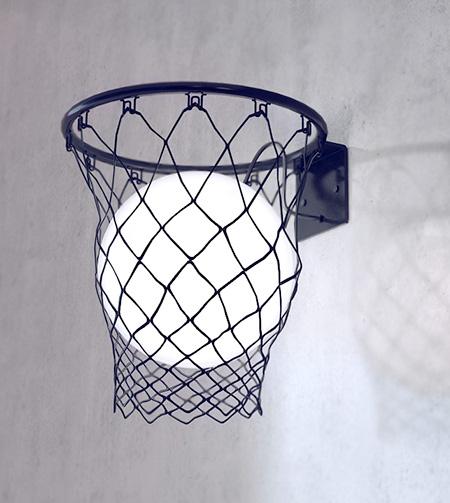 Andrey Privalov Basketball Lamp