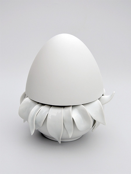 Juliette Clovis Ceramic Eggs
