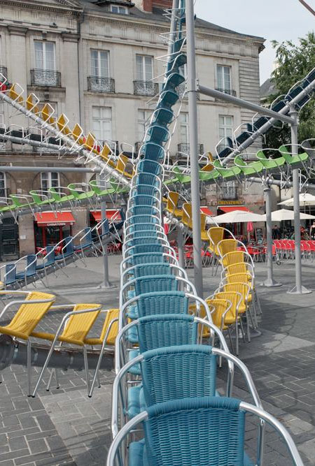 Chairs Roller Coaster