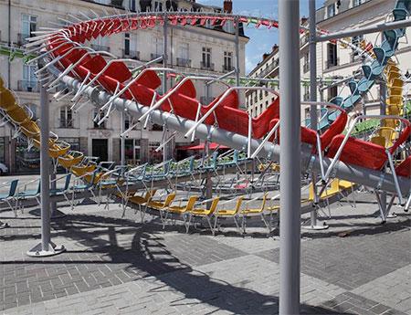 Baptiste Debombourg Rollercoaster