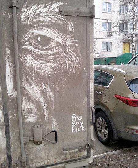 ProBoyNick Dirty Truck Art