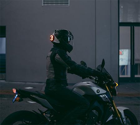 Motorcycle Brake Light