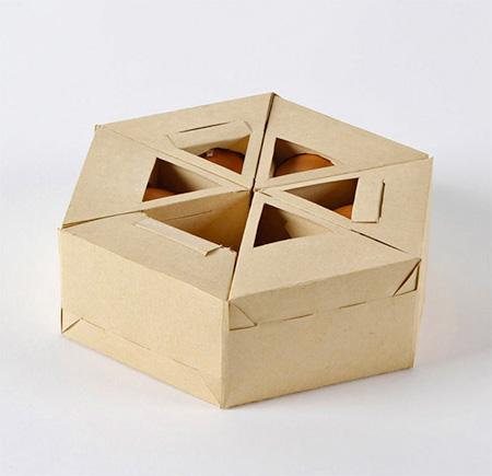 Hex Egg Packaging