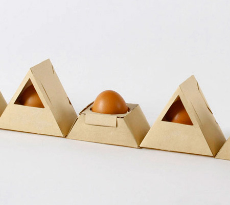 Gil Rodrigues Egg Packaging