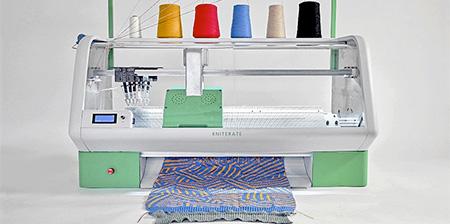 Knitting 3D Printer