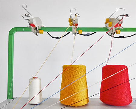 Digital Knitting Printer