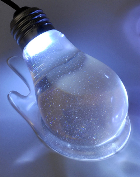 Melting Lightbulb
