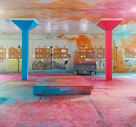 Sofia Maldonado Painted Factory