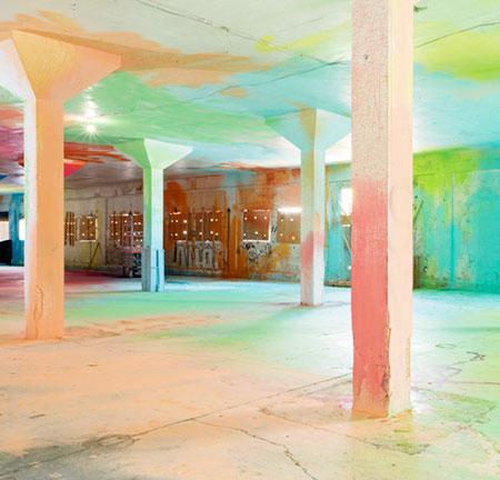 Sofia Maldonado Abandoned Factory