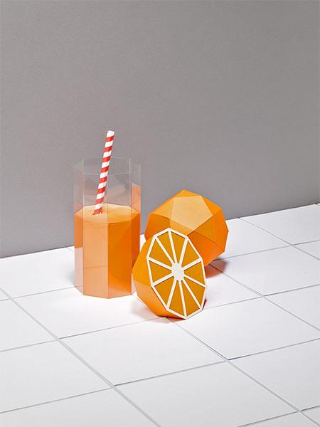 Paper Orange