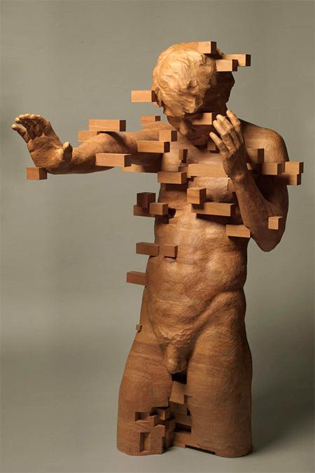 Wood Sculptor Hsu Tung Han