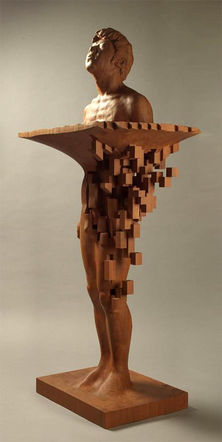 Sculptor Hsu Tung Han