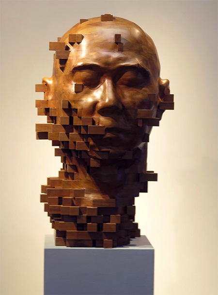 Hsu Tung Han Wooden Sculptures
