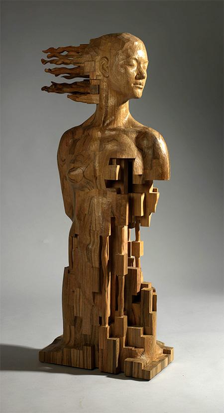 Hsu Tung Han Sculpture