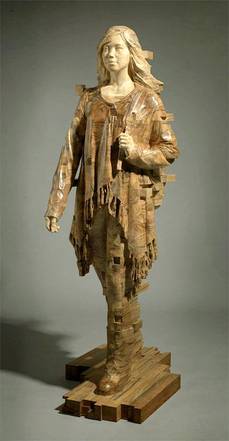 Hsu Tung Han Wooden Carvings