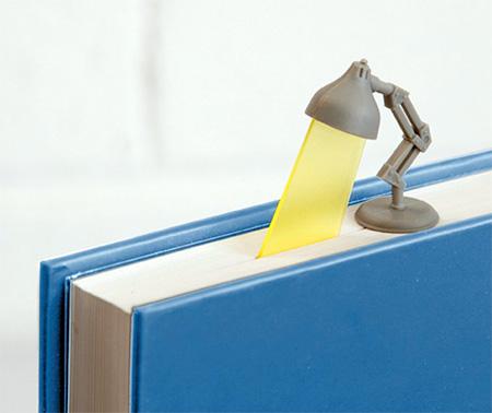 Peleg Design Reading Lamp Bookmark