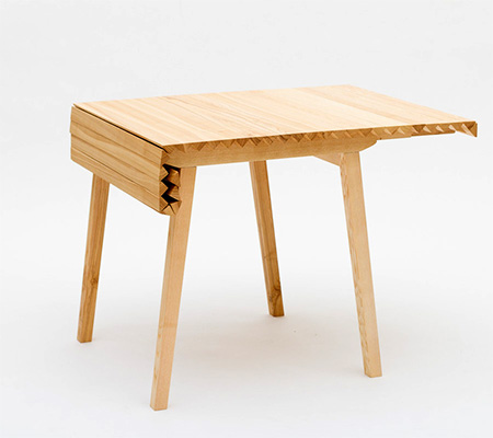 Wooden TableCloth