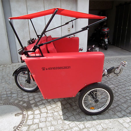 Couch Bike