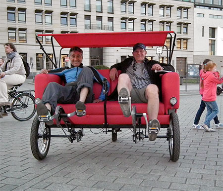Jacek Holubowicz Sofa Bicycle